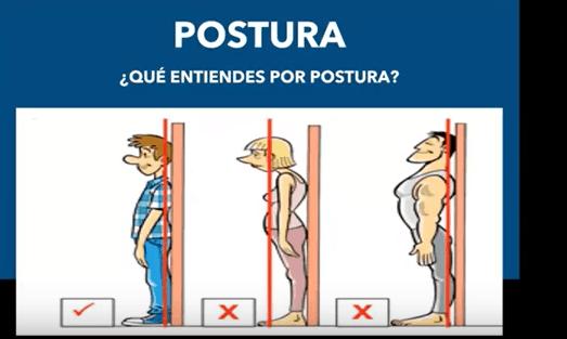 Regulación postural