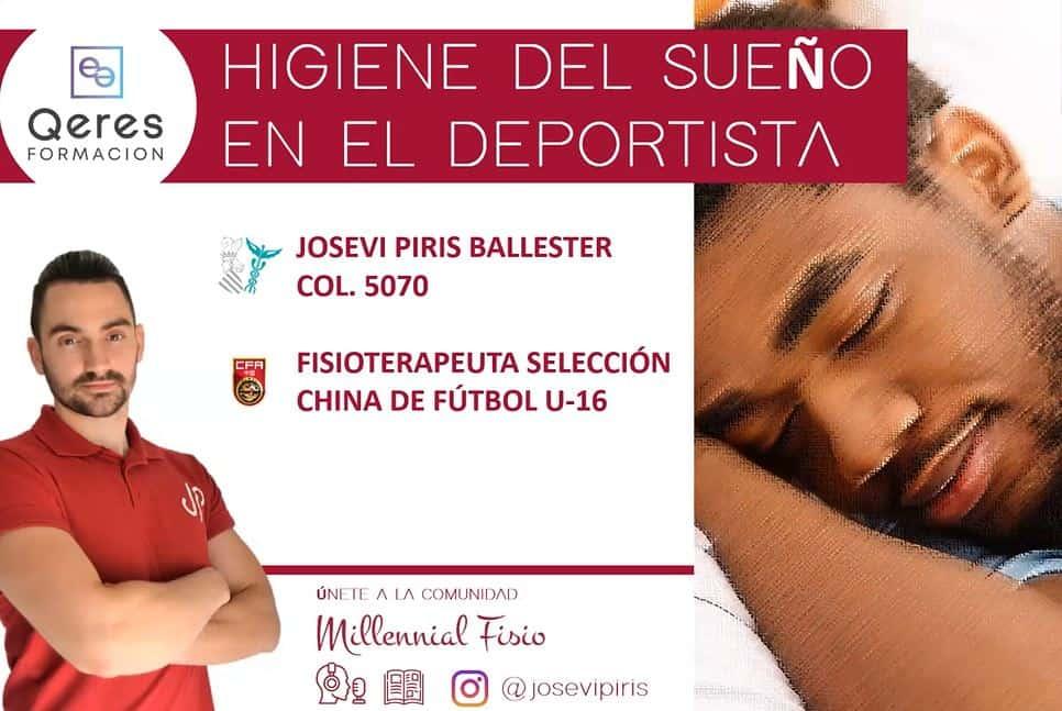 Higiene del sueño en el deportista
