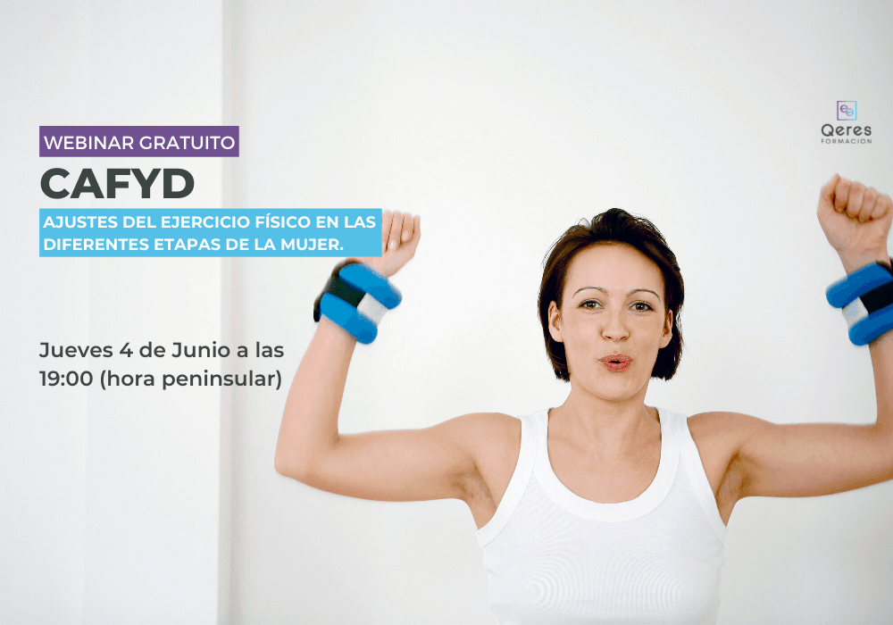 ejercicio fisico en mujeres